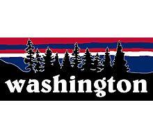 Washington Photographic Print