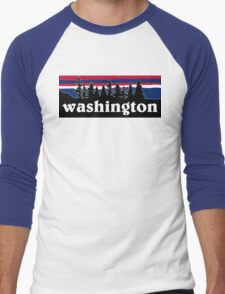 Washington Men's Baseball ¾ T-Shirt