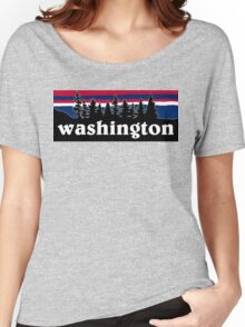 Washington Women's Relaxed Fit T-Shirt