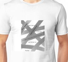 Ooops - I Ripped my paper! Unisex T-Shirt