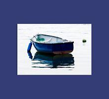 Blue Row Boat Unisex T-Shirt