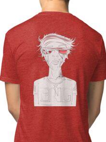 Zombie Brok Tri-blend T-Shirt