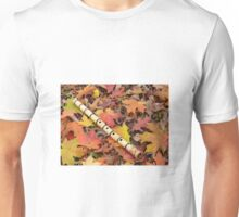 Fall With A Shakuhachi Unisex T-Shirt