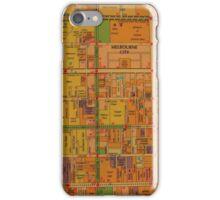 Melbourne CBD  iPhone Case/Skin