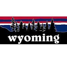Wyoming Photographic Print