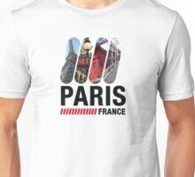 Paris, France Unisex T-Shirt