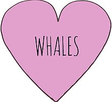 WHALE LOVE by Rob Price