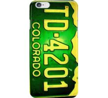 TD-4201 iphone case iPhone Case/Skin