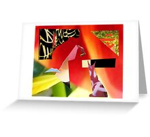 Small Kingdom Greeting Card