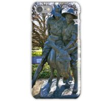 Australian Diggers iPhone Case/Skin
