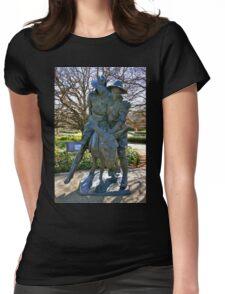 Australian Diggers Womens Fitted T-Shirt