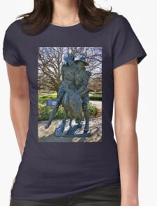 Australian Diggers Womens Fitted T-Shirt
