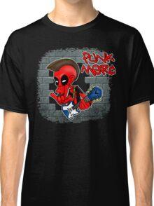 Punk Merc Classic T-Shirt