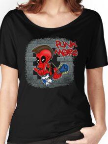 Punk Merc Women's Relaxed Fit T-Shirt