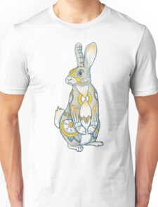 Mandala Bunny Unisex T-Shirt