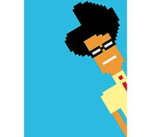 The IT Crowd Moss Photographic Print