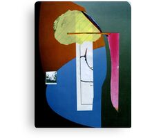 regrouping the droop Canvas Print