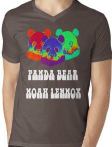 Original Panda Bear #2 Mens V-Neck T-Shirt