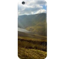 Hayeswater in the Lake District National Park, UK iPhone Case/Skin