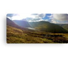 Hayeswater in the Lake District National Park, UK Canvas Print