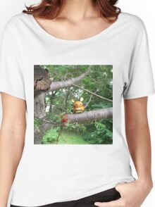 A Wild Dedenne Appears! Women's Relaxed Fit T-Shirt