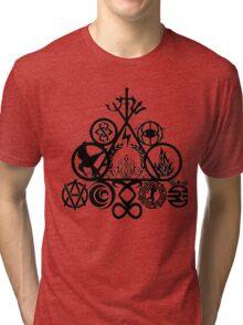 ultimate multifandom thing Tri-blend T-Shirt