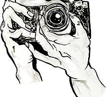 Tumblr Camera Hands by penandfelt