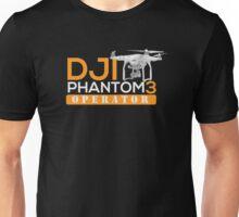 DJI PHANTOM 3 OPERATOR Unisex T-Shirt
