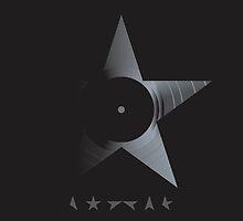 David Bowie Blackstar Lazarus by sitirochmah
