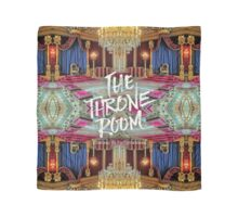 The Throne Room Fontainebleau Chateau Gorgeous Royal Interior Scarf