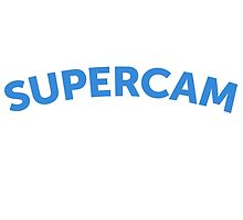 Supercam  by typeo