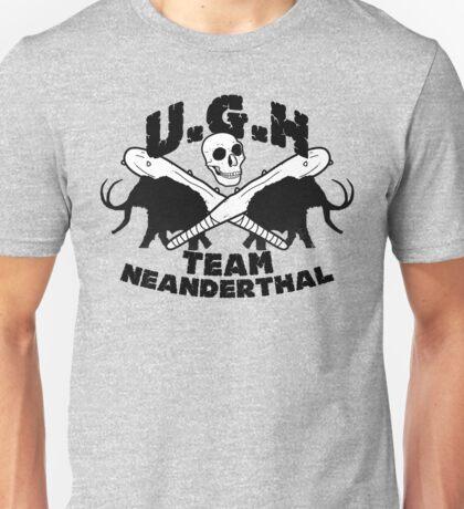 Prehistoric baseball team Unisex T-Shirt