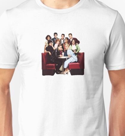 Grease Soda Shop Unisex T-Shirt