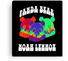 Original Panda Bear #3 Canvas Print