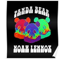Original Panda Bear #3 Poster