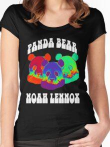 Original Panda Bear #3 Women's Fitted Scoop T-Shirt