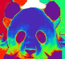 Original Panda Bear #3 Sticker