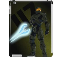 """117"" - Master Chief Print iPad Case/Skin"