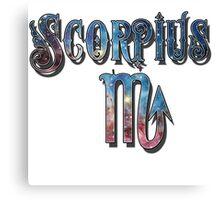 Scorpius Canvas Print