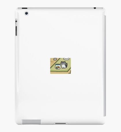 Pickles the car iPad Case/Skin
