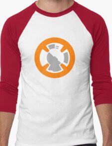 BB-8 Design Men's Baseball ¾ T-Shirt