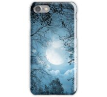 Light Forest iPhone Case/Skin