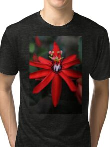 Red... Tri-blend T-Shirt