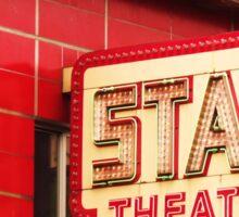State Theatre Sticker