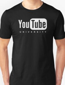 YouTube University T-Shirt