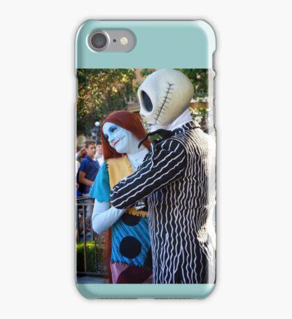 Jack &Sally iPhone Case/Skin