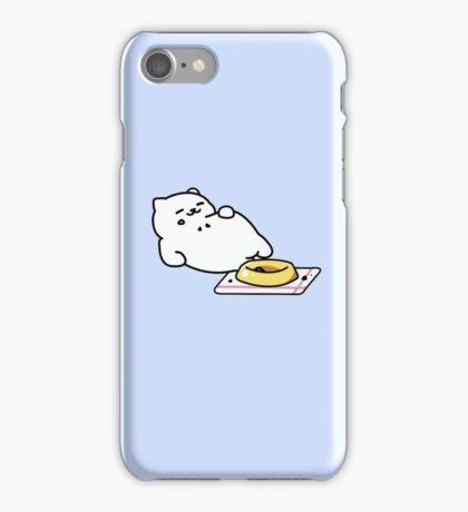 Neko Atsume - Tubbs iPhone Case/Skin