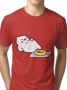 Neko Atsume - Tubbs Tri-blend T-Shirt