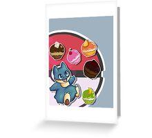 PKM Munchlax Munchies Greeting Card