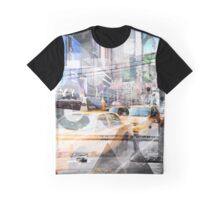 New York City Geometric Mix No. 9 Graphic T-Shirt